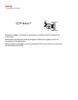 CCTP desemboueur Ninox de temiq